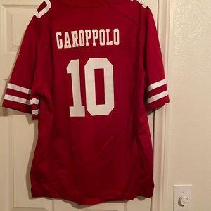 Nike Other - 49ers Jimmy Garoppolo Jersey
